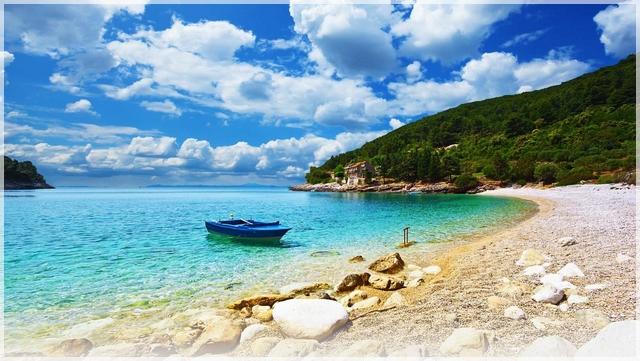 dovolenkové šnorchlovanie a potápanie v Chorvátsku