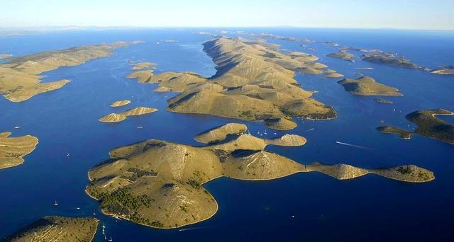 Kornati najkrajší chorvátsky národný park