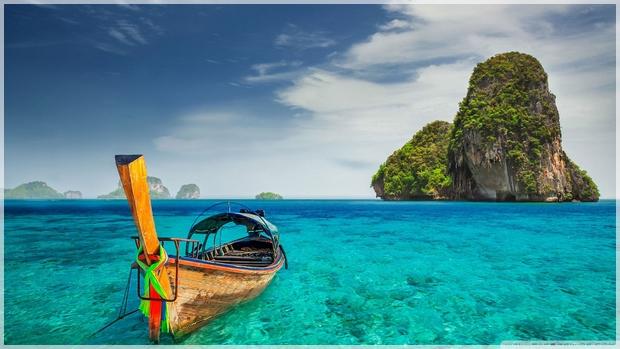 Thajsko potápanie a šnorchlovanie z lode