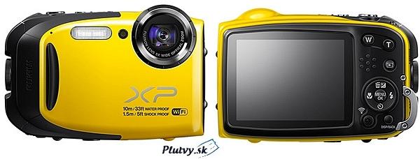 digitálny vodotesný fotoaparát Fuji finepix XP 70